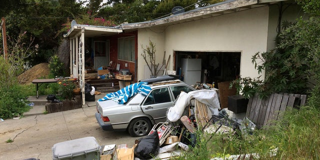 The condemned Northern California house with holes in the roof and mildew in the pipes sold last month for $1.23 million.