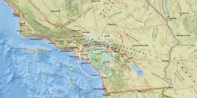 Earthquakes rattle California, no injuries or damages