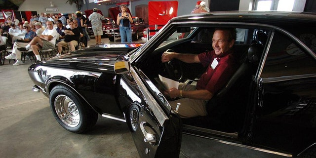 Donald Feldpausch bought the car in 2004 for $37,000.