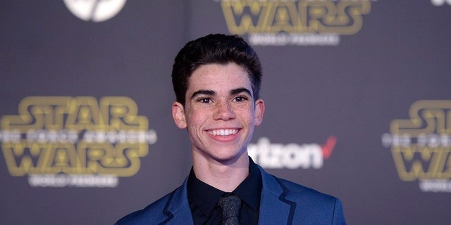 Cameron Boyce also dumped Tyler Grasham following the accusations.