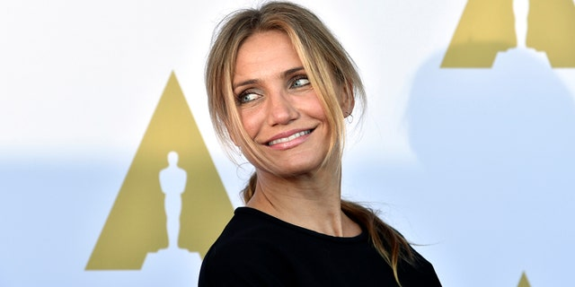 Cameron Diaz hasn't been seen on screen since 2014's 'Annie' remake.