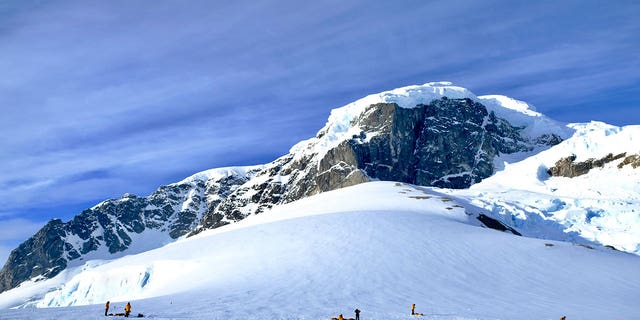 The company that hosts the expedition also offers mountaineering, cross-country skiing and camping excursions.