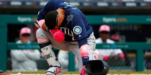 Robinson Cano is out six-to-eight weeks after he was hit by a pitch during Sunday's game against the Detroit Tigers.