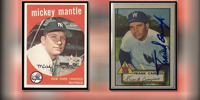 "The collection dubbed ""The Texas Find"" includes virtually every baseball card printed over a seven-decade span."