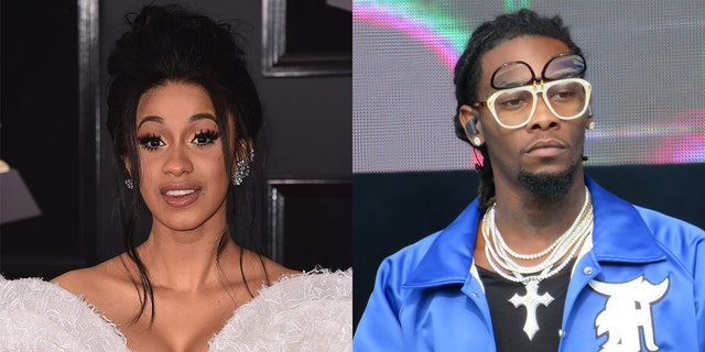 Cardi B confirmed she married Offset in 2017.