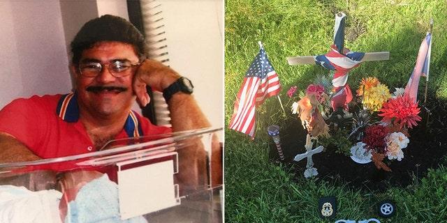Army vet Carlos Cruz-Echevarria, 60, was killed on Veterans Day 2017. Make-shift memorial marks spot in Deltona where he was killed.