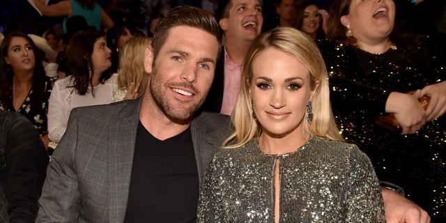 Mike Fisher and Carrie Underwood wed in 2010.