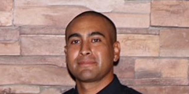 Officer Greggory Casillas was fatally shot while trying to apprehend a suspect on March 9, authorities said.