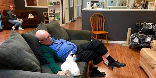 "Lauerman is ""so happy that accidentally taking a nap has raised so much money,"" Feldhausen said."