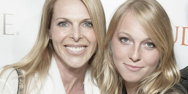 "Catherine Oxenberg, left, of ""Dynasty"" fame and her daughter India, right, who used to be a member of the alleged sex cult NXIVM."