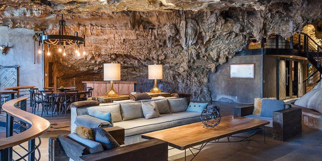 Arkansas Ozarks Home Inside A Cave Selling For 2 75