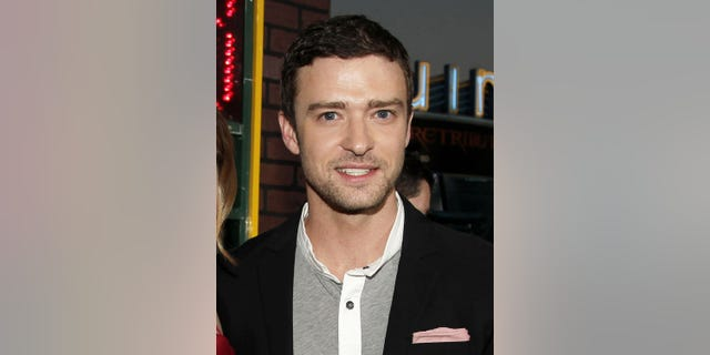 """FILE - This Sept. 19, 2012 file photo shows singer-actor Justin Timberlake at the premiere of """"Trouble With the Curve""""  in Los Angeles. Timberlake has concentrated almost exclusively on his acting career over the last few years. But on Thursday, Jan. 10, 2013, he posted a video on his that showed him walking into a studio, putting on headphones and saying: """"I'm ready."""" He hasn't made an album since 2006's Grammy-winning """"FutureSex/LoveSounds.""""  (Photo by Matt Sayles/Invision/AP, file)"""