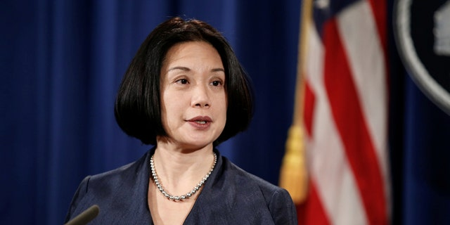 U.S. Attorney for the District of Columbia Jessie Liu is a Trump appointee.