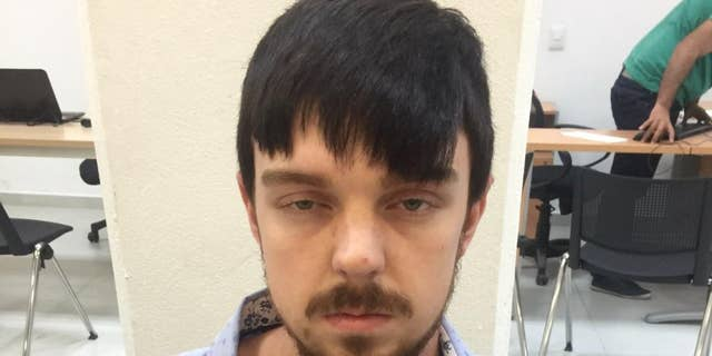 Ethan Couch, after he was taken into custody in Puerto Vallarta, Mexico in December.