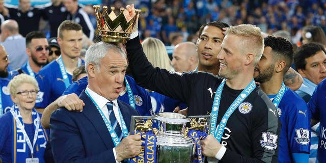 Leicester City did the nearly impossible in 2016. (AP Photo/Matt Dunham, File)