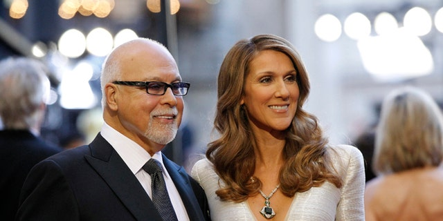 Celine Dion shared a video tribute to husband Rene Angelil on the first anniversary of his death.