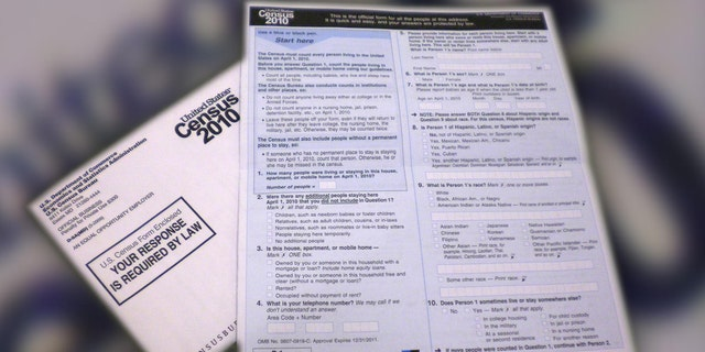 The citizenship question was once a staple on the decennial census but not in recent years. It is still asked on a sampling survey that the Census Bureau sends out to a much smaller percentage of American homes. A DOJ official says it's needed on the 2020 questionnaire sent to every household to provide a much more accurate tally of the population's demographics.
