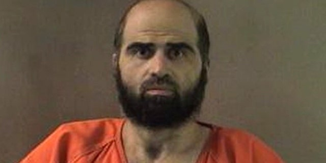 Nidal Hasan is the Army psychiatrist charged in the deadly 2009 Fort Hood shooting rampage.
