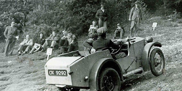 The Search Is On For The First Lotus Sports Car Lost Years Ago - Classic car search