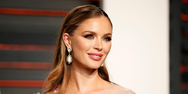 Georgina Chapman announced in October she was leaving her husband and disgraced Hollywood mogul Harvey Weinstein.