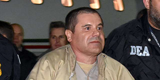 """""""El Chapo"""" was allegedly involved in the murders of six Americans and DEA agent Enrique """"Kiki"""" Camarena."""
