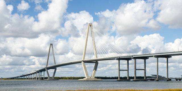 Upon opening in 2005, the Arthur Ravenel Jr. Bridge — which connects Charleston with Mount Pleasant — was celebrated with an on-site black-tie gala