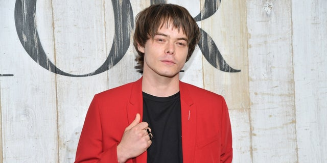 """A disability charity slammed the BBC's decision to cast """"Stranger Things"""" star Charlie Heaton in a remake of """"The Elephant Man."""""""