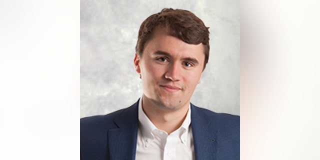 Charlie Kirk, the 24-year-old founder of Turning Point USA, wants his group to be too large for the media to ignore.
