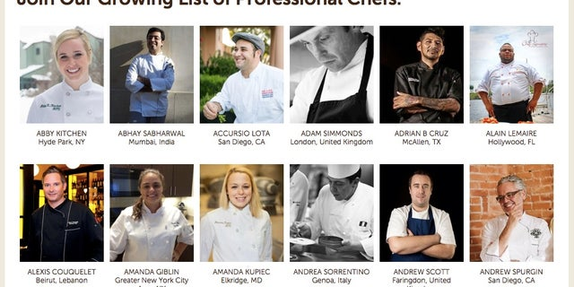 In the age of celebrity chefs and reality TV, having a digital presence and worthy television material is as important as knowing how to flambé.  Chef's Roll claims to help elevate chefs' profiles.