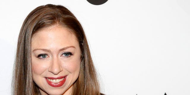 Chelsea Clinton in April 2017. News stories in the past have speculated Clinton could run for the New York 17th District's congressional seat after longtime Rep. Nita Lowey, D-N.Y., retires.