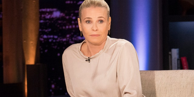 Liberal comedian Chelsea Handler left her Netflix show to focus on political efforts.
