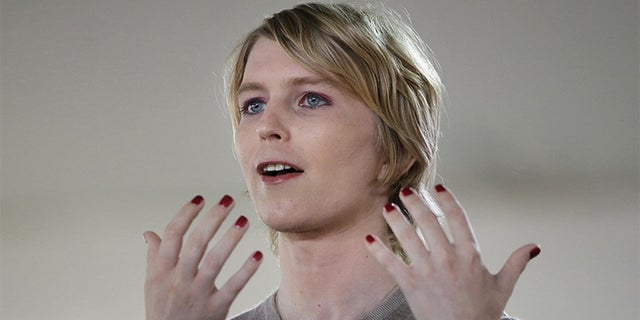 """Chelsea Manning says the """"surveillance systems, the cameras, or the police presence,"""" have made the U.S. seem less free."""