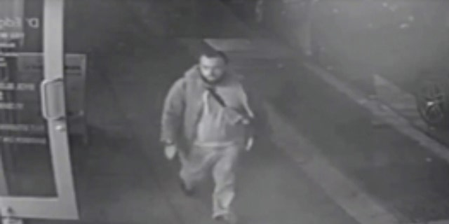 Ahmad Khan Rahami is seen in this image taken from video released by the New Jersey State Police before the bombing in New York City.