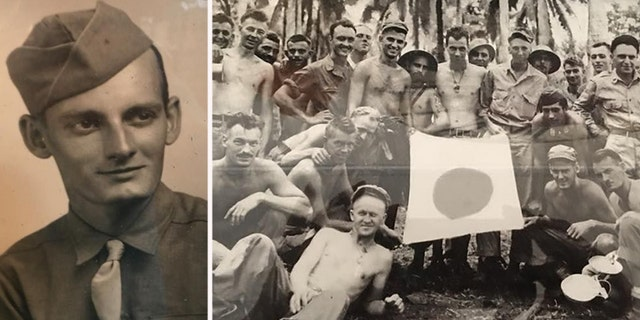 """Lucien """"Chet"""" Lebrun served with the U.S Army in World War II, and now is facing an eviction from his home in Florida."""