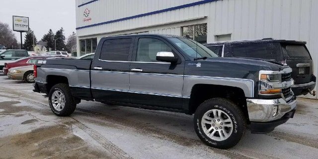 Break Out The Bell Bottoms Because A Chevrolet Dealer