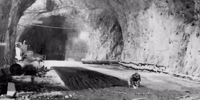 """The Cheyenne Mountain Complex in Colorado Springs, long dubbed """"America's fortress,"""" is a bunker like no other. It sits 2,000 feet below solid granite, hidden deep in a mountain, and was built to withstand any type of threat."""