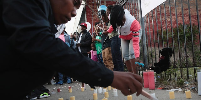 In recent months, Chicago has gained national notoriety for its soaring crime rate. Even with an additional 600 officers on the streets, 58 people were shot last weekend - seven fatally