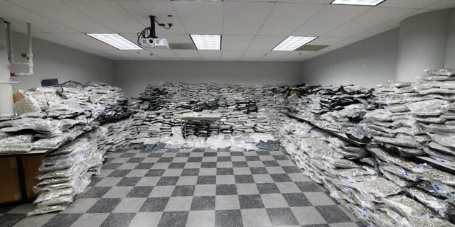 The entire marijuana bust had a street value of more than $10 million.