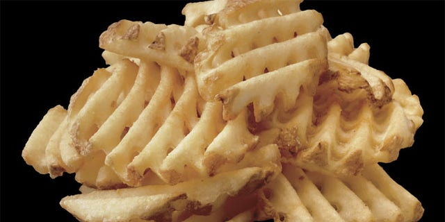 Critics say Chick-fil-A's waffle fry is a nice change from the usual, but it doesn't hold a candle to McDonald's fries in terms of sales.