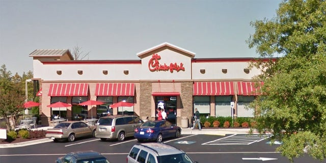 The White Oak Community Church reached out to Chick-fil-A when their normal meeting place couldn't accommodate them.