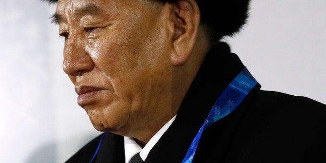 Kim Yong Chol is traveling to Vietnam with Kim Jong Un.