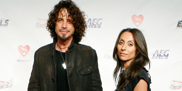 Vicky Cornell slammed the investigation into her husband Chris Cornell's death a year after he died.
