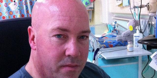 Chris Daykin died of heart failure, according to The Sun.