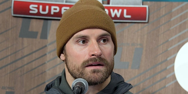 Chris Long is donating the rest of his year's salary to increase educational equality. The Philadelphia Eagles' defensive end already gave his first six game checks to provide two scholarships for students in Charlottesville, Virginia. Now, he's giving the rest of his pay to launch the Pledge 10 for Tomorrow campaign.
