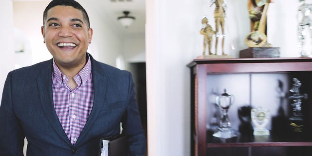 'People are engaged,' Christian Lloyd Suarez says.