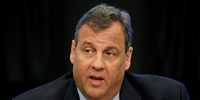 Governor Chris Christie of New Jersey in Washington, June 16, 2017