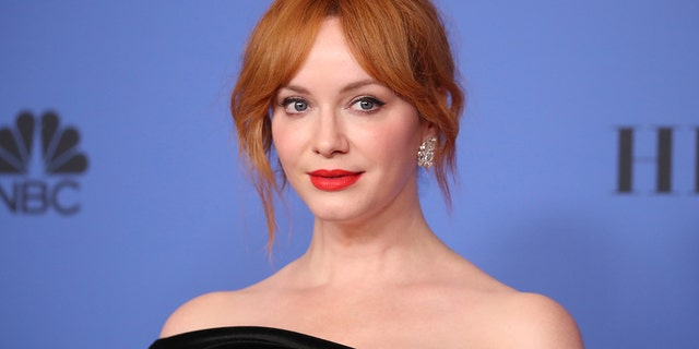 Christina Hendricks was wary about signing on for a network TV role.