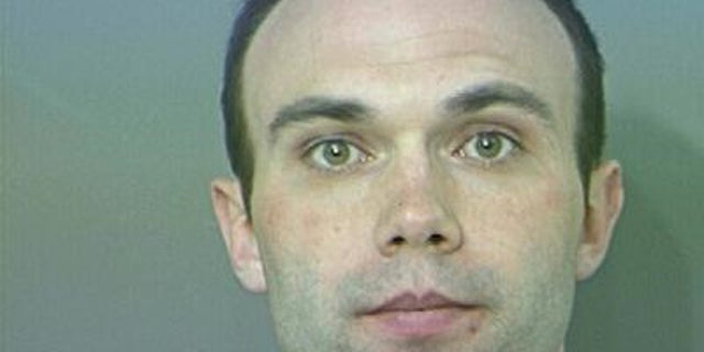 """The image, provided by Fox 8, shows 28-year-old Christopher """"Stewart"""" Kitchen."""