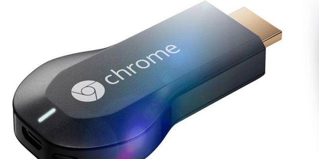 A new $35 gadget from Google called Chromecast aims to make it easy to send videos from your phone or tablet to your television.