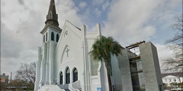 "The church is a landmark in Charleston, which is known as ""The Holy City."""